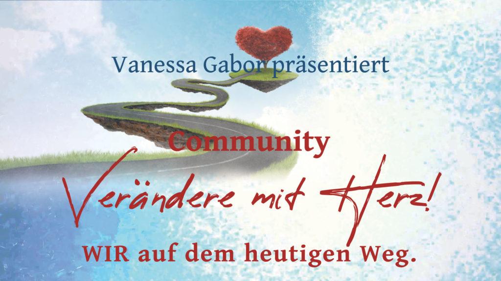 Community Verändere mit Herz